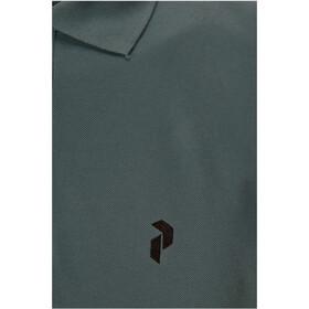 Peak Performance Classic Pique Shirt Herr aquaterm